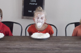 pie in my face
